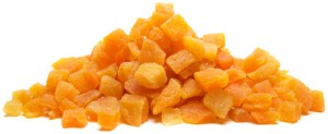 Ingredients - Apricots