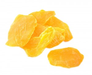 Ingredients - Dried Mango