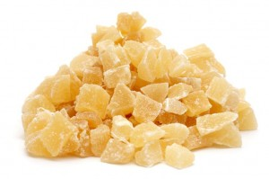 Ingredients - Dried Pineapple