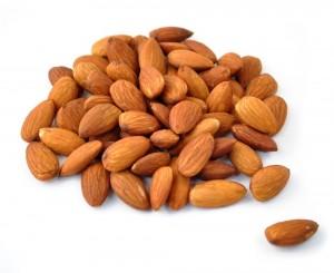 Ingredients - Roasted Almonds