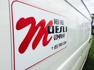 Red Hill Muesli - Truck 2