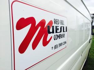 Red Hill Muesli - Truck 2
